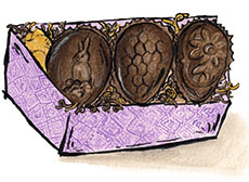 Bacon chocolate easter eggs for sale buy online at zingermans bacon chocolate easter eggs negle Gallery
