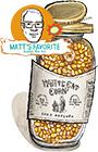 White Cat Popcorn Kernels