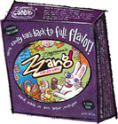 Zzang!® Four Candy Bar Gift Box